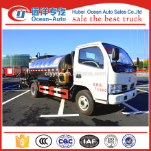 Dongfeng 6m3 Mini Sprayer Tar Distributor Truck